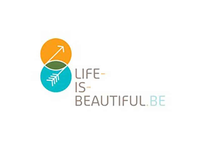 Logo Life is Beautiful